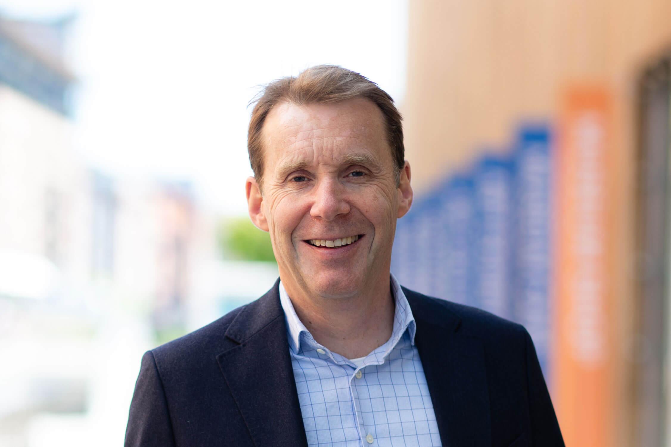 Gunnar Manum, CFO